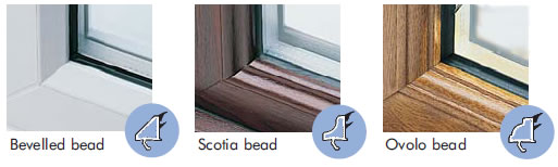 Window Glazing Bead Replacement : Window beading the easy fit profile quot sc st