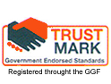 Bootle glass are a registered trustmark business