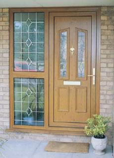 Composite door Door panelling Glazed Door & Doors - Bootle Glass